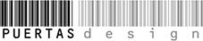 Puertas Design Logo